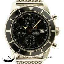 Breitling Superocean A13320 Chronograph Automatic 46mm On Mesh...