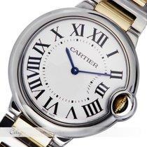 Cartier Ballon Bleu de Cartier Stahl / Gold