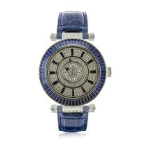 Franck Muller Double Mystery White gold 40mm Gold No numerals