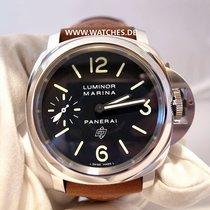 파네라이 (Panerai) Luminor Marina Logo Acciaio Steel - PAM01005