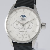 Oris Classic XXL Automatic Day Date Moon Phase 40mm 7516