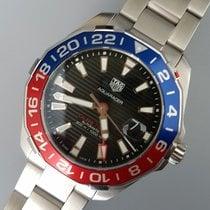 TAG Heuer Aquaracer 300M nuevo Automático Reloj con estuche y documentos originales WAY201F.BA0927
