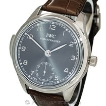 IWC IW544903 Or blanc Portuguese Minute Repeater 44mm nouveau