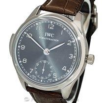 IWC Portuguese Minute Repeater Aur alb 44mm Gri Arabic