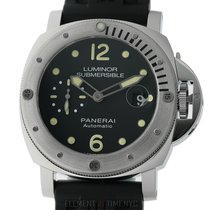 Panerai Luminor Submersible new Automatic Watch with original box and original papers PAM 1024