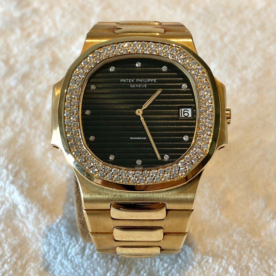 97948ea2f60 Patek Philippe Nautilus - Todos os preços de relógios Patek Philippe  Nautilus na Chrono24