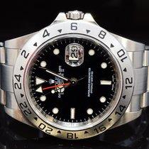 Rolex 2008 Explorer II, 3186 Calibre, 16570, Unpolished, B&P