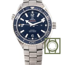 Omega Seamaster Planet Ocean 600M Co-Axial 37.5 mm Titanium