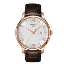 Tissot 42mm Quartz new Tradition Silver