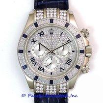 Rolex 116599 Or blanc Daytona 40mm