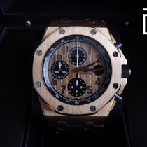 Audemars Piguet Royal Oak Offshore Chronograph Rose Gold 42mm
