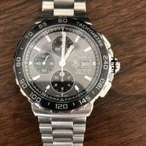 TAG Heuer Formula 1 Calibre 16 pre-owned 44mm Steel