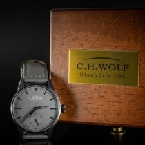 C.H. Wolf 45mm Automatic 2017 new Grey