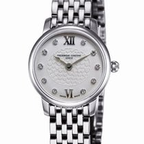 Frederique Constant Slimline Mini Steel Silver United States of America, New York, Brooklyn