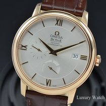 Omega De Ville Prestige Rose gold 39.5mm Silver No numerals United States of America, Arizona, Scottsdale