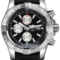 Breitling Super Avenger II new Automatic Chronograph Watch with original box