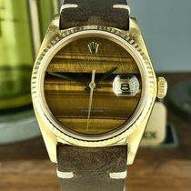 Rolex Or jaune 36mm Remontage automatique 16018 occasion