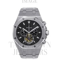 Audemars Piguet Royal Oak Tourbillon Steel 44mm Black United States of America, New York, Hartsdale