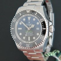 Rolex Sea-Dweller Deepsea Staal 44mm Blauw Nederland, Maastricht