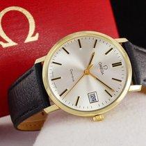 Omega Genève Yellow gold 34,5mm