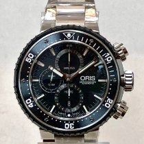 Oris ProDiver Chronograph Titanium 51mm Black No numerals United States of America, California, Cerritos