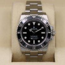 Rolex Submariner (No Date) Steel 40mm Black No numerals United States of America, Tennesse, Nashville