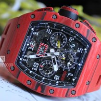 Richard Mille RM 011 RM11-03 FQ TPT New Carbon Automatic