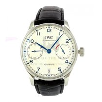 IWC Portuguese Automatic Steel 42.3mm Silver