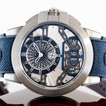 Harry Winston Project Z 42mm Silver United States of America, New Jersey, Englewood