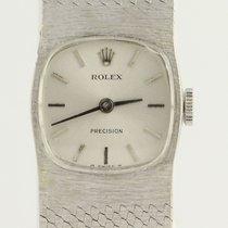 Rolex Oyster Precision 17mm Белый