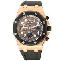 Audemars Piguet Royal Oak Offshore new Automatic Watch only Audemars Piguet Black Ceramic & Rose Gold Royal Oak