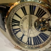 Roger Dubuis Excalibur White gold 45mm White Roman numerals United States of America, Florida, Miami