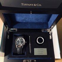 Tiffany Bílé zlato 40mm Automatika 141150013 použité