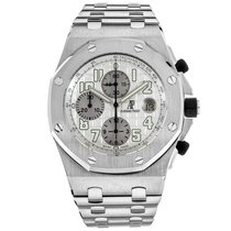 Audemars Piguet 25721ST.OO.1000ST.07.A Steel Royal Oak Offshore Chronograph 42mm pre-owned