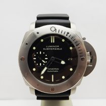 Panerai Luminor Submersible 1950 3 Days Automatic PAM 00305 2015 pre-owned