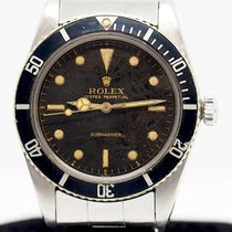 Rolex Submariner (No Date) Steel 37mm Black No numerals Singapore, Singapore