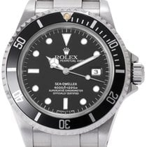 Rolex Sea-Dweller 4000 16600 1998 подержанные