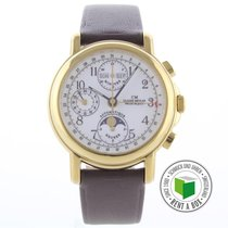 Claude Meylan pre-owned Automatic 38mm Sapphire Glass 5 ATM