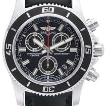 Breitling Superocean Chronograph M2000 Staal 46mm