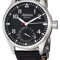 Alpina Startimer Pilot Manufacture Acero