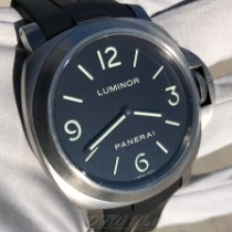 Panerai Luminor Base Titanio 44mm Negro Árabes