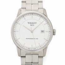 Tissot Luxury Automatic Steel 41mm White