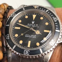 Rolex Submariner (No Date) Steel 40mm Black No numerals United States of America, Florida, miami beach