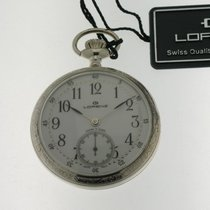 Lorenz Argint 47,75mm Armare manuala 012112BZ nou