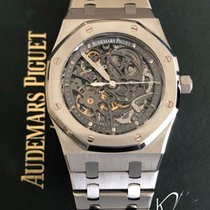 Audemars Piguet Royal Oak Selfwinding Stahl 39mm Transparent Schweiz, Geneva