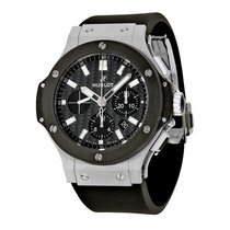 Hublot Big Bang Steel Ceramic Chronograph