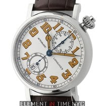 Longines Heritage Avigation Stainless Steel 41mm Type A-7 1935