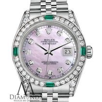 Rolex Datejust Staal 36mm Parelmoer