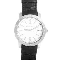 Bulgari BVLGARI BVLGARI Stainless Steel Wristwatch BB41WSLD