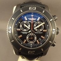 Breitling Superocean Chronograph M2000 Blacksteel / Limited